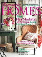 Romantic Homes August 2012