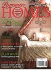 Romantic Homes August 2010