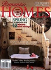 Romantic Homes May 2010