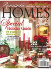 Romantic Homes November 2010