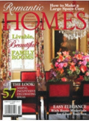 Romantic Homes October 2010