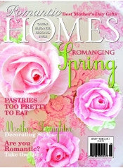 Romantic Homes May 2009
