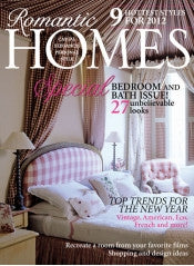 Romantic Homes January 2012