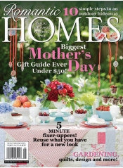 Romantic Homes May 2012