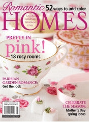 Romantic Homes May 2013