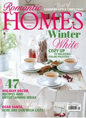 Romantic Homes Dec 2014