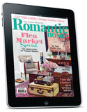 Romantic Homes Digital Subscription - Promo