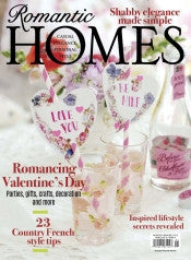 Romantic Homes Jan/Feb 2015