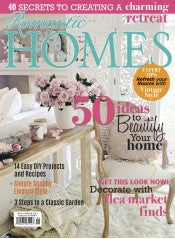 Romantic Homes May 2015