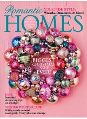 Romantic Homes November 2012 - 32 Extra Pages
