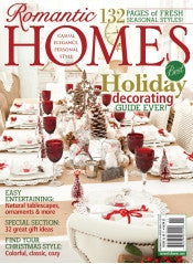 Romantic Homes November 2013