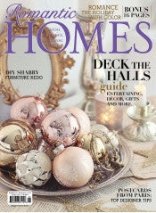 Romantic Homes Nov 2014