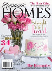 Romantic Homes February 2011