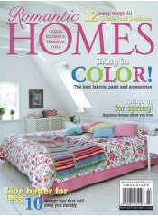 Romantic Homes March 2011