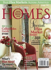 Romantic Homes August 2011