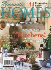 Romantic Homes April 2012