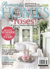 Romantic Homes June 2012