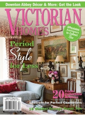 Victorian Homes Spring 2013