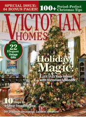 Victorian Homes Winter 2013