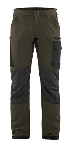 Blaklader Service Trousers 4 way Stretch (142216454599)