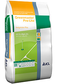 ICL Greenmaster Invigorator Plus 4.0.14+8%Fe 25Kg