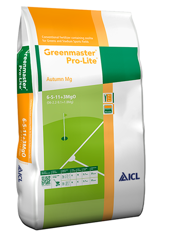 ICL Greenmaster Autumn Mg 6.5.10+3%Mg 25kg