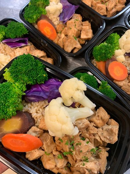 Chicken Nutrition Bowl