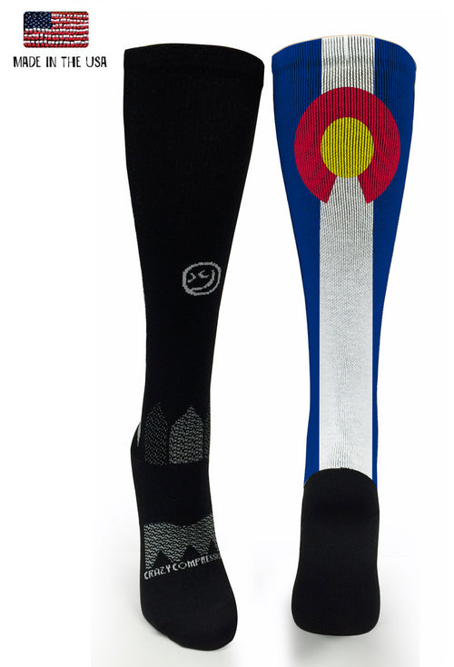 Black OTC Colorado - CrazyCompression.com