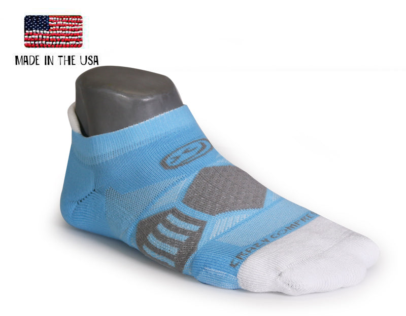 Carolina - Elite Running Socks - CrazyCompression.com