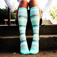 "All About Stripes ""Mint"""