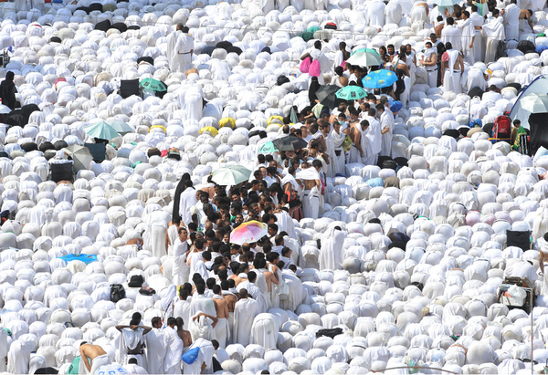 What is this life all about? Imam Husain (as) explains during Hajj at Arafat (2min read)