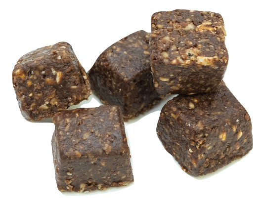 Organic Chocolate Almond Butter Bites