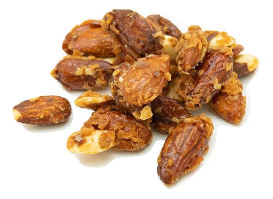 Organic Coconut Honey Almonds