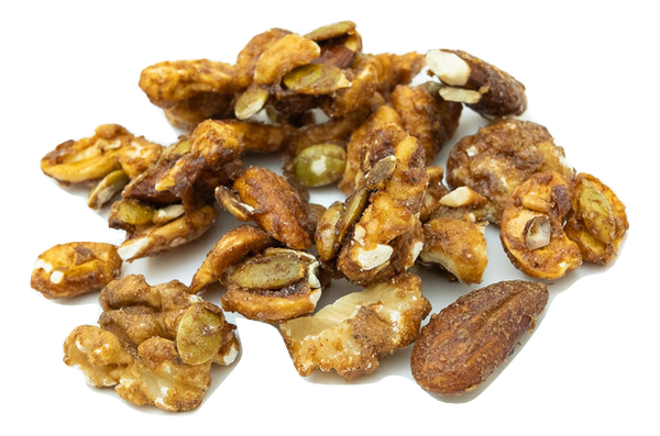 Organic Maple Cinnamon Mixed Nuts