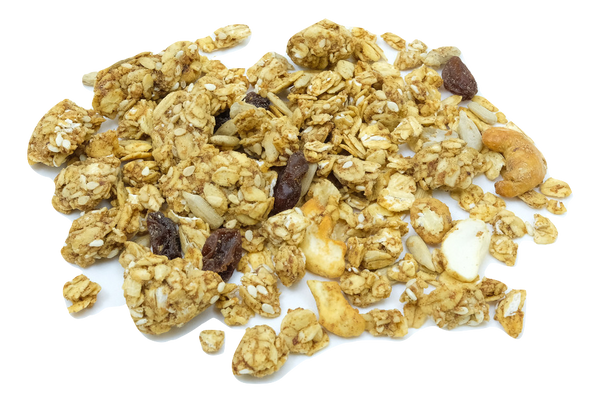 Organic No Sugar Buzz Granola- Original Cashew Raisin