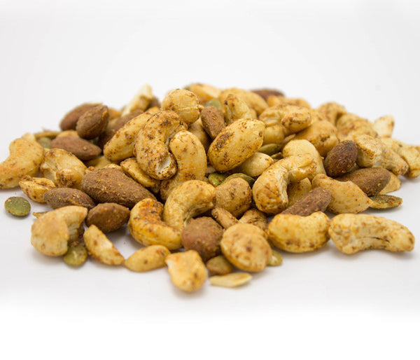 Organic Fired Up Gourmet Nuts