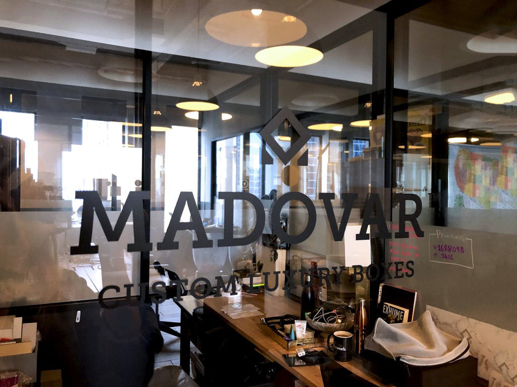 85, Broad street - Madovar New York office - Wework