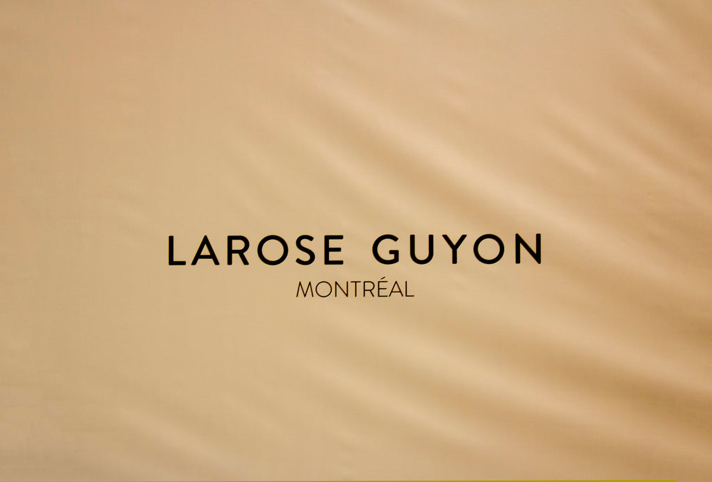 Larose Guyon exhibiting at New York City