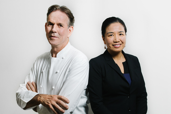 Thomas Keller & Shaoching Bishop