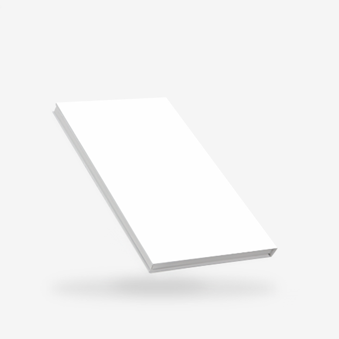 White Gift Card Holder