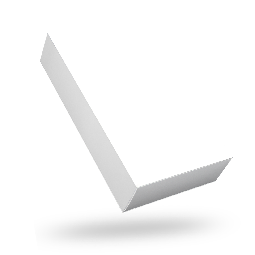 RECTANGULAR WHITE TRAY MAGNETIC CLOSURE WITH WHITE LID