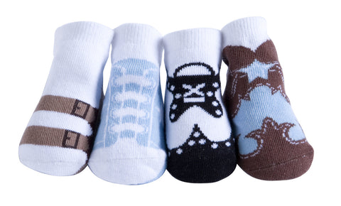 Bamboo Newborn Variety for Boys - Slightly Irregular