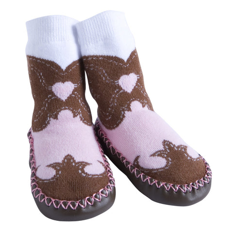 Slippers: Cowgirl Boots