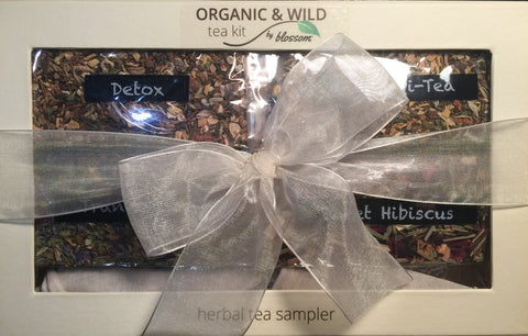 Herbal Tea Sampler Kit