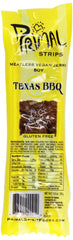 Primal Meatless Vegan Texas BBQ Soy Strip 1 oz