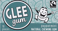 Glee Gum Peppermint 16 pieces