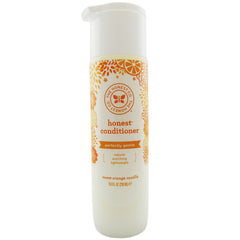 Honest Conditioner Perfectly Gentle Sweet Orange Vanilla 10 fl oz bottle