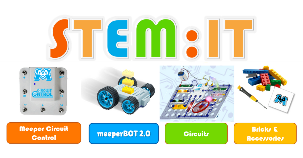 STEM:IT - Meeper Robotics Kits