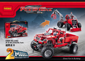 DeCool #3362 - Monster Pickup Truck - NOW 30% OFF