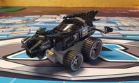 meeperBOT 2.0 & Batmobile Super Heroes Brick Kit - Combo Package